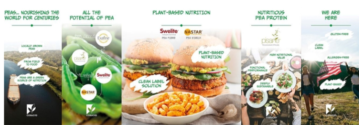 COSUCRA Inc. highlighted plant-based nutrition solutions with a focus on sustainability, having launched operations in all three countries during the past 12 months. COSUCRA Groupe Warcoing has been manufacturing naturally grown specialty food ingredients